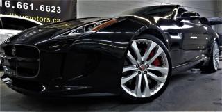 Used 2015 Jaguar F-Type V6 S for sale in North York, ON