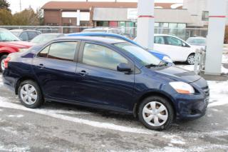 Used 2008 Toyota Yaris Hayon 5 portes, boîte manuelle, LE for sale in Lemoyne, QC