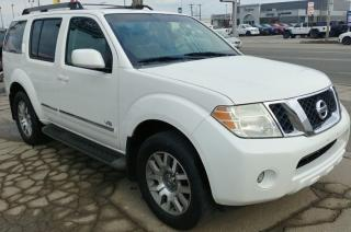 Used 2008 Nissan Pathfinder LE for sale in Hamilton, ON