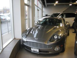 Used 2004 Aston Martin V12 Vanquish Leather for sale in Markham, ON