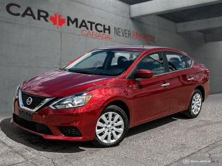 Used 2018 Nissan Sentra SV / *AUTO* / NO ACCIDENTS for sale in Cambridge, ON