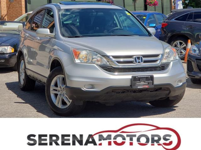 2011 Honda CR-V EX | 4WD | SUNROOF | ONE OWNER | NO ACCIDENTS