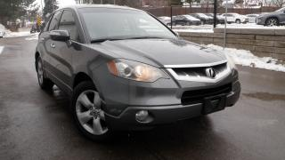 Used 2009 Acura RDX TECH NAV AWD for sale in Toronto, ON