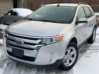 Used 2014 Ford Edge SEL for sale in Brampton, ON