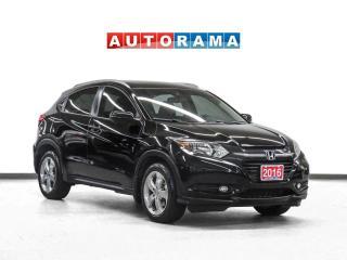 Used 2016 Honda HR-V EX-L 4WD Navigation Leather Sunroof Backup Cam for sale in Toronto, ON