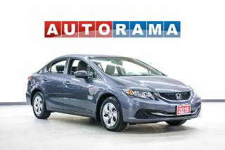Used 2015 Honda Civic TOURING NAVIGATION LEATHER SUNROOF BACKUP CAM for sale in Toronto, ON