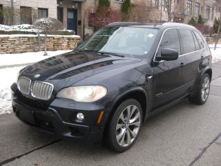 Used 2010 BMW X5 48i AWD, 7 PASS, NO ACCIDENTS, B.NEW TIRES for sale in Toronto, ON