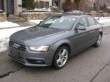 Photo of Gray 2013 Audi A4