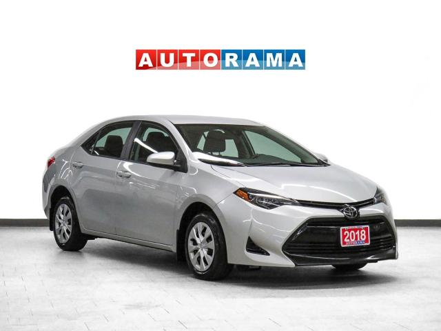 2018 Toyota Corolla LE Backup Cam Heated Seats