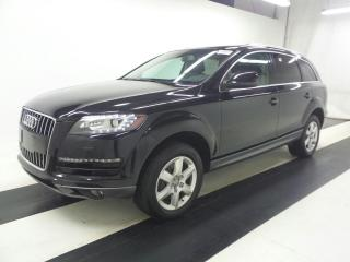 Used 2010 Audi Q7 3.0L TDI  Certified 2 Yr Warranty Nav camera for sale in Mississauga, ON