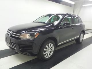 Used 2011 Volkswagen Touareg Comfortline for sale in Mississauga, ON