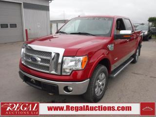 Used 2012 Ford F-150 LARIAT SUPERCREW SWB 4WD 3.5L for sale in Calgary, AB