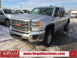 Photo of Silver 2016 GMC SIERRA 2500HD 2500HD CREW CAB 4WD