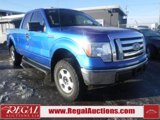 Used 2010 Ford F-150 XLT 4D EXTENDED CAB 4WD for sale in Calgary, AB