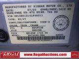 2004 Nissan Sentra 4D Sedan