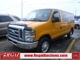 2010 Ford E350 VANS  3D CLUB WAGON