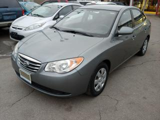 Used 2010 Hyundai Elantra ***EXCELLENT CONDITION/ONLY 147000 KMS*** for sale in Hamilton, ON