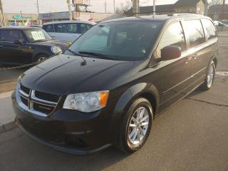 Used 2013 Dodge Grand Caravan SXT**FULL STOW N GO/BLUETOOTH/FINANCING AVAILABLE*** for sale in Hamilton, ON