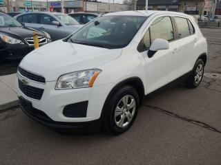 Used 2015 Chevrolet Trax /AMAZING CONDITION/BLUETOOTH/DRIVES EXCELLENT for sale in Hamilton, ON