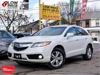 Used 2015 Acura RDX Leather*Sunroof*Camera*HtdSeats*ExtraClean* for sale in Toronto, ON