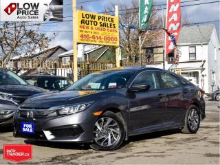 Used 2016 Honda Civic Sedan EX*Automatic*Sunroof*Alloys*BlindSpot*HondaWarrant for sale in Toronto, ON