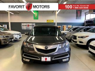 Used 2011 Acura MDX *WINTER SPECIAL!*|LEATHER|TV SCREENS|BKPCAM|WOOD|+ for sale in North York, ON