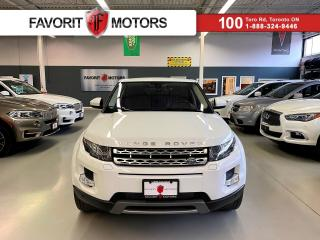 Used 2015 Land Rover Evoque Prestige *CERTIFIED!* NAV PANROOF LEATHER MERIDIAN for sale in North York, ON