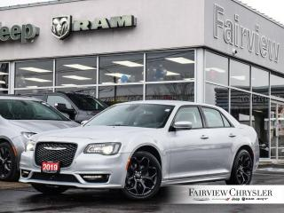 Used 2019 Chrysler 300 S   HEATED/VENTED SEATS   BLINDSPOT for sale in Burlington, ON