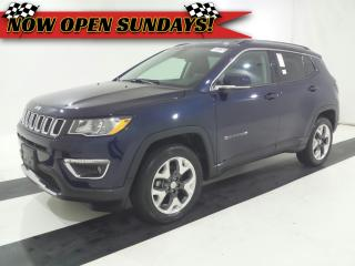 Used 2019 Jeep Compass Limited 4x4 l SOLD BY OZ THANK YOU!!! l for sale in Burlington, ON