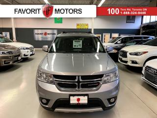 Used 2016 Dodge Journey AWD R/T *CERTIFIED!*|7SEATER|HEATED SEATS|LEATHER| for sale in North York, ON