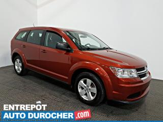 Used 2014 Dodge Journey Canada Value Pkg Automatique - A/C - 7 Passagers for sale in Laval, QC