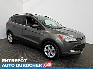 Used 2014 Ford Escape SE AWD Automatique - A/C - Sièges Chauffants for sale in Laval, QC