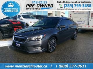 Used 2018 Subaru Legacy Touring AWD, Bluetooth, Sunroof, Accident Free for sale in Whitby, ON