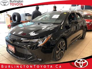 New 2020 Toyota Corolla Hatchback CVT for sale in Burlington, ON
