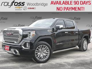 Used 2019 GMC Sierra 1500 SUNROOF, NAV, HUD, 360 CAM for sale in Woodbridge, ON