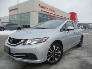 Used 2015 Honda Civic Sedan 4dr Auto EX | PUSH START | REVERSE CAM | for sale in Brampton, ON