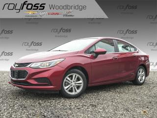 Used 2018 Chevrolet Cruze LT for sale in Woodbridge, ON