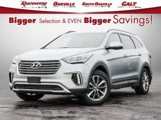 Used 2017 Hyundai Santa Fe XL 0% Financing on All Preowned Inventory! OAC for sale in Etobicoke, ON