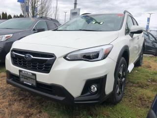 New 2020 Subaru XV Crosstrek Limited for sale in Port Coquitlam, BC