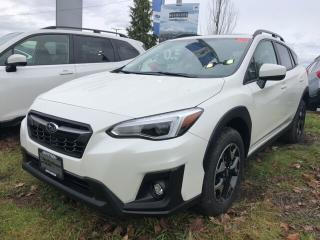 New 2020 Subaru XV Crosstrek Sport CVT for sale in Port Coquitlam, BC