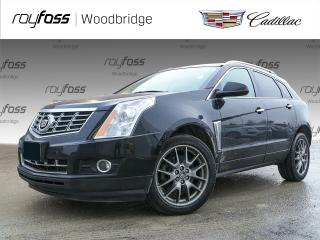 Used 2016 Cadillac SRX Black for sale in Woodbridge, ON
