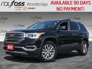 Used 2017 GMC Acadia SLE-2, AWD, HEATED SEATS, BACKUP CAM for sale in Woodbridge, ON