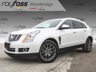 Used 2016 Cadillac SRX Premium for sale in Woodbridge, ON