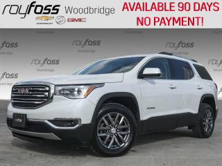 Used 2017 GMC Acadia SLT AWD, SUNROOF, HEATED SEATS for sale in Woodbridge, ON