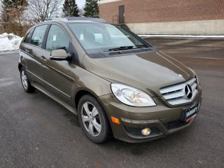 Used 2010 Mercedes-Benz B-Class 4dr HB B200 for sale in Mississauga, ON