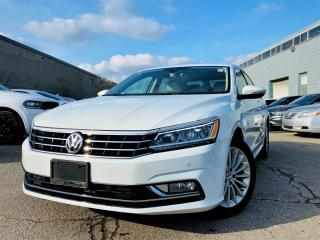 Used 2017 Volkswagen Passat 4dr Sdn 1.8 TSI Auto|HEATED SEATS|SELF PARK| REAR VIEW|ALLOY for sale in Brampton, ON