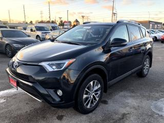 Used 2016 Toyota RAV4 Hybrid XLE for sale in Woodbridge, ON