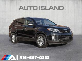 Used 2014 Kia Sorento AWD LEATHER PANO ROOF BLUETOOTH BACK UP CAMERA for sale in North York, ON