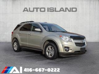 Used 2013 Chevrolet Equinox AWD LANE DEPARTURE, COLLISION WARNING SYSTEM, REVERSE CAMERA for sale in North York, ON