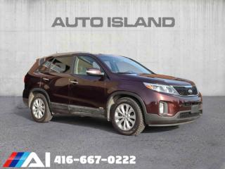 Used 2015 Kia Sorento AWD PUSH START BACK UP CAMERA BLUTOOTH PANORAMIC ROOF for sale in North York, ON